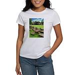 Angkor Wat Ruined Causeway Women's T-Shirt