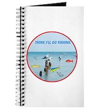 SEAGULLS LOVE FISH Journal
