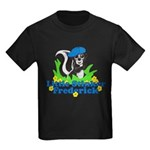 Little Stinker Frederick Kids Dark T-Shirt