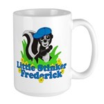 Little Stinker Frederick Large Mug