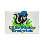 Little Stinker Frederick Rectangle Magnet