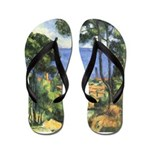 By the Sea Flip Flops