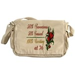 Exciting 76th Messenger Bag
