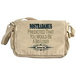 Nostradamus Messenger Bag