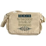 Repossessed Messenger Bag