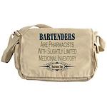 Bartenders Messenger Bag