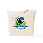 Little Stinker Harold Tote Bag