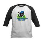 Little Stinker Harold Kids Baseball Jersey