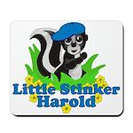 Little Stinker Harold Mousepad