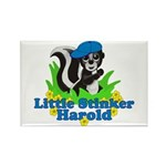 Little Stinker Harold Rectangle Magnet