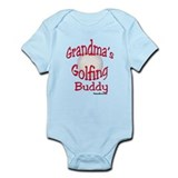 GOLF GRANDMA'S BUDDY Infant Bodysuit