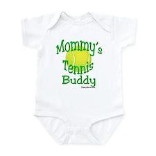 TENNIS MOMMY'S BUDDY Infant Bodysuit