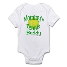 TENNIS MOMMY'S BUDDY Onesie