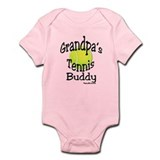 TENNIS GRANDPA'S BUDDY Onesie