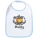 BASKETBALL BROTHER'S BUDDY Bib