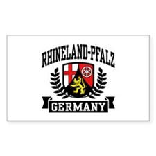 Rhineland Pfalz Germany Decal