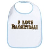 LOVE BASKETBALL Bib