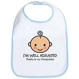 Well-Adjusted Baby (Fair) Bib