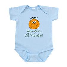 Yia-Yia's Little Pumpkin Infant Bodysuit
