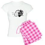 The Bitter Heart Women's Light Pajamas
