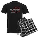 The Bitter Heart Men's Dark Pajamas