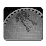 BW Frog Tongue Mousepad