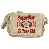 Superstar at 39 Messenger Bag