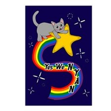Yes We NYAN Postcards (Package of 8)