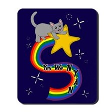 Yes We NYAN Mousepad