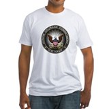 USN Eagle Honor Courage Commi Shirt