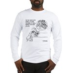 Tap Dancing Angels Long Sleeve T-Shirt