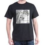 Tap Dancing Angels Dark T-Shirt