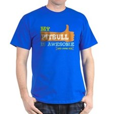 Awesome Pitbull T-Shirt