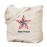 Star Power Tote Bag
