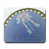 Frog Tongue Solar Mousepad