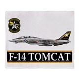 VF-33 Starfighters Throw Blanket