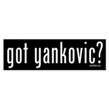 Got Yankovic? Bumper Bumper Sticker