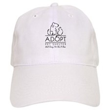 Cute A.d.o.p.t pet shelter Baseball Cap
