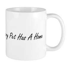 Unique A.d.o.p.t pet shelter Mug