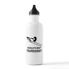 Trombone (Worlds Best) Water Bottle