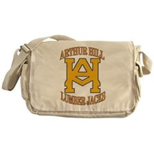 Cute Saginaw mi Messenger Bag