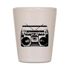 boombox Shot Glass