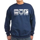 Sleep Eat Caving Sweatshirt
