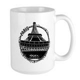 Paris Eiffel Coffee Mug