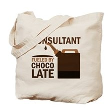 Consultant Chocoholic Gift Tote Bag