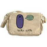 Spore Messenger Bag