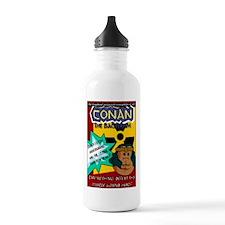 Conan the Bacterium Water Bottle