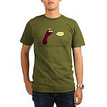 Tuberculosis Organic Men's T-Shirt (dark)