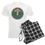 Mushroom Men's Light Pajamas