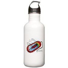 Bacteria Diagram Water Bottle